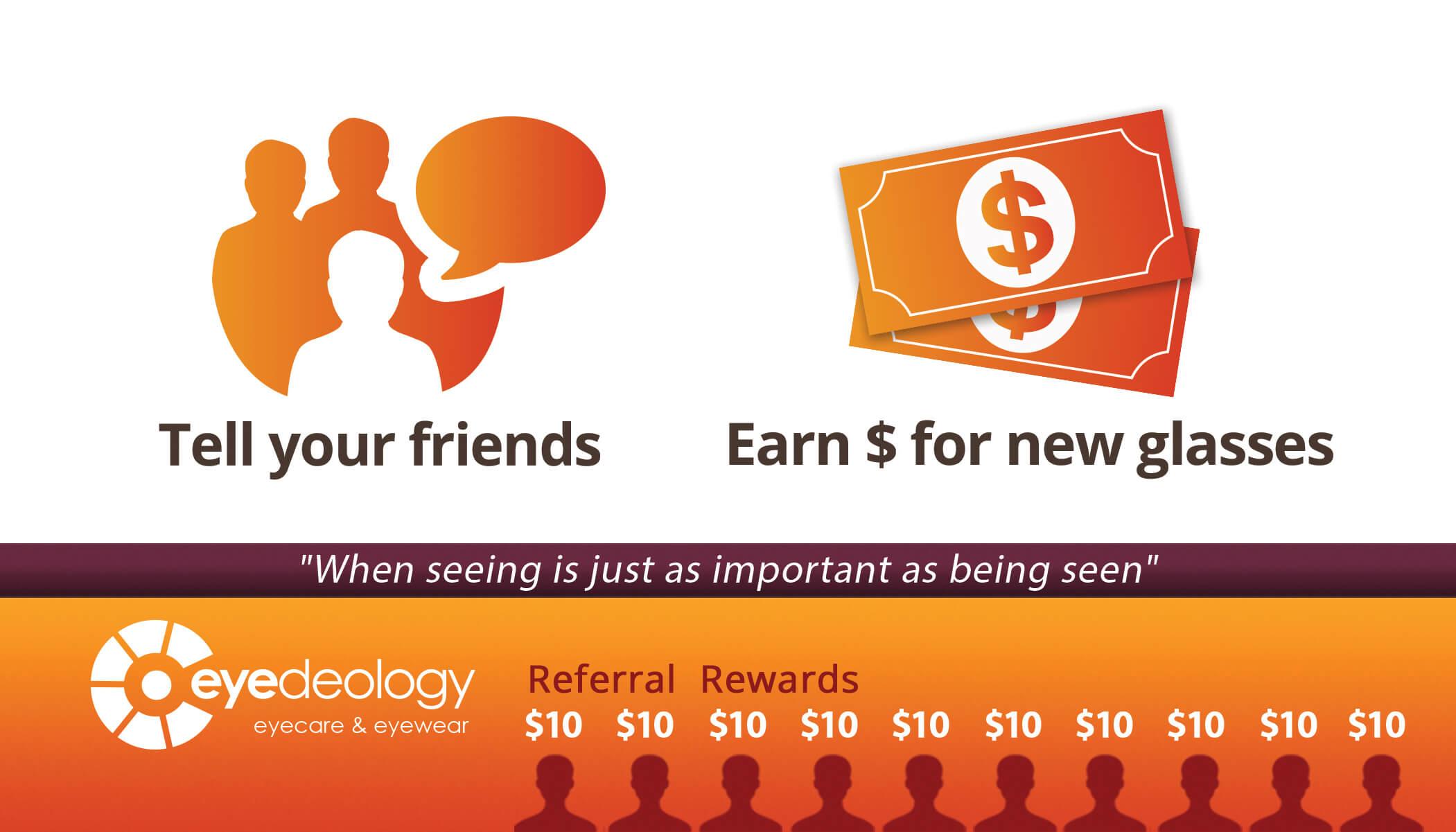 eyedeology referral rewards